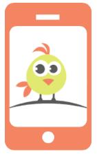 JaCheguei: Aplicativo escolar