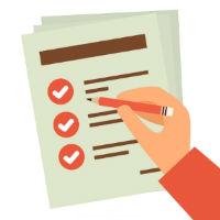 Checklist gratuito: Como aproveitar as fichas de matrícula escolar