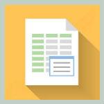 Planilha guia para para documentação das regras de entrada e saída da escola