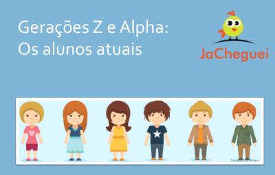 eBook: Alunos das Gerações Z e Alpha