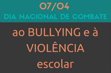 Combate ao Bullying e Violência Escolar