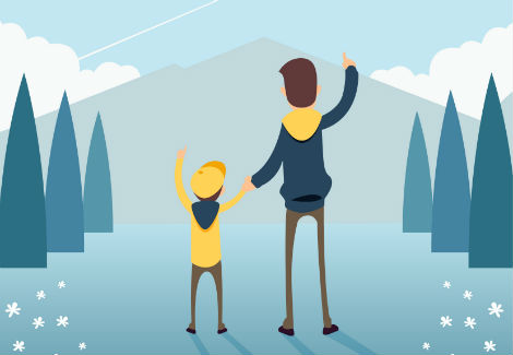 Qual é a origem do dia dos pais