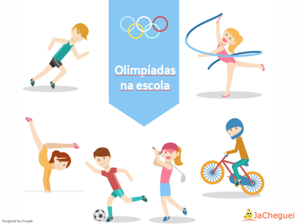 eBook: Olimpíadas na escola