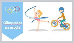 Materiais Educativos para Escolas: Olimpíadas na escola