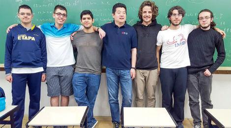 Estudantes brasileiros ganham medalhas em Olimpíadas